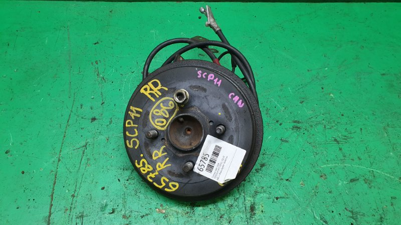 Ступица Toyota Platz SCP11 1SZ-FE задняя правая