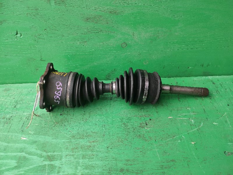 Привод Toyota Hiace LH188 5L передний правый