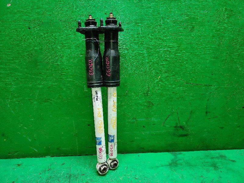 Амортизатор Honda S-Mx RH1 задний