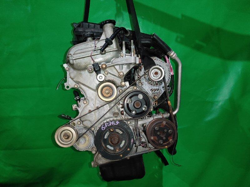 Двигатель Mazda Demio DY3W ZJ-VE 444796
