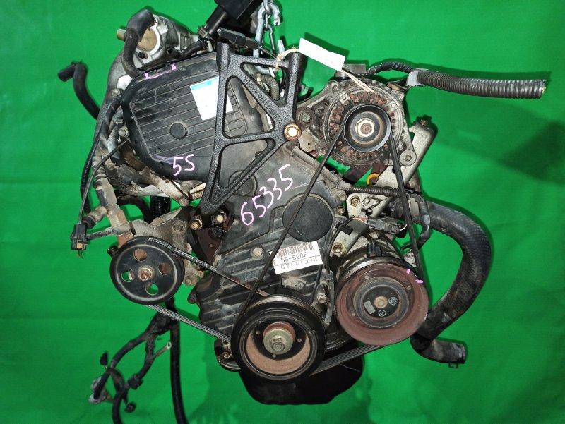 Двигатель Toyota Harrier SXU15 5S-FE 0927968