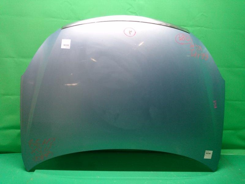 Капот Nissan Bluebird Sylphy KG11