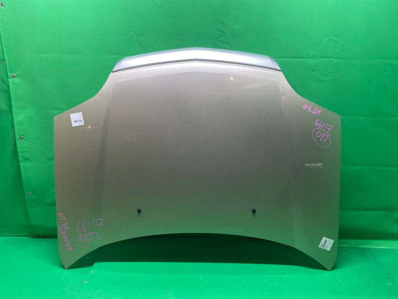 Капот Nissan X-Trail NT30