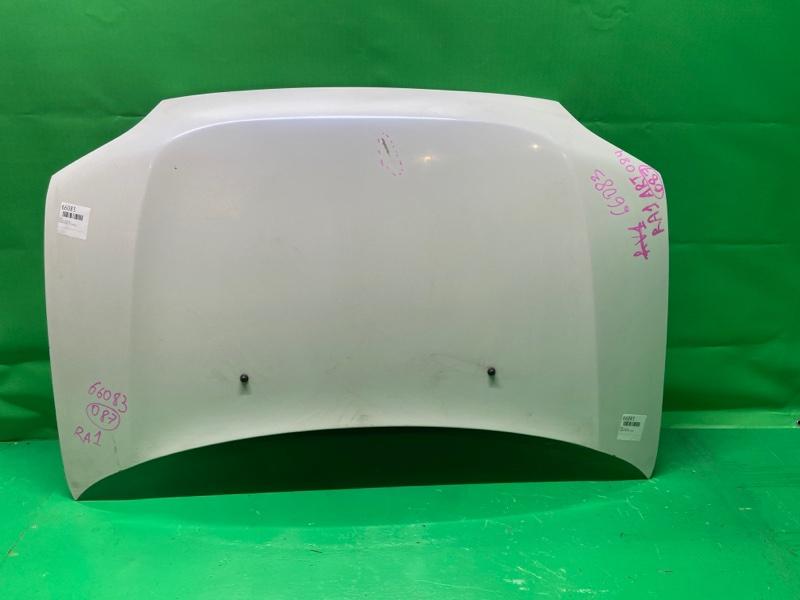 Капот Subaru Pleo RA1