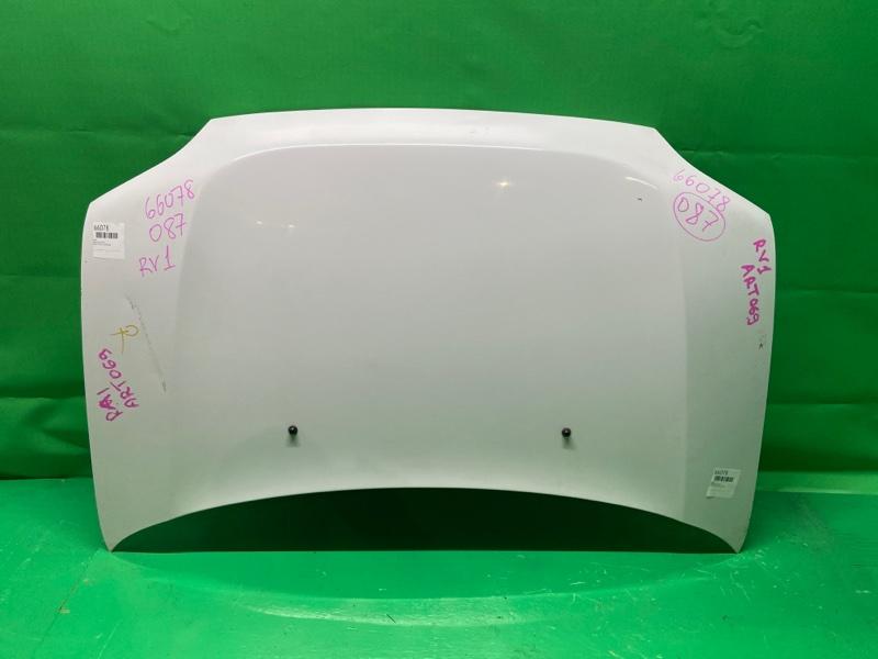 Капот Subaru Pleo RV1