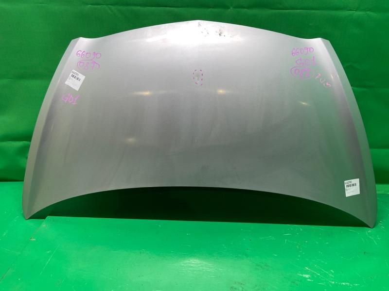 Капот Honda Fit GD1