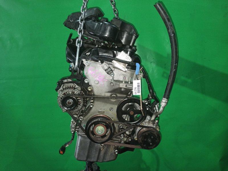 Двигатель Mazda Carol HB24S K6A 4180094