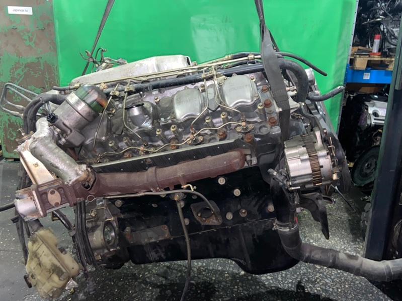 Двигатель Mitsubishi Fuso FP50KJX 8DC11 529592