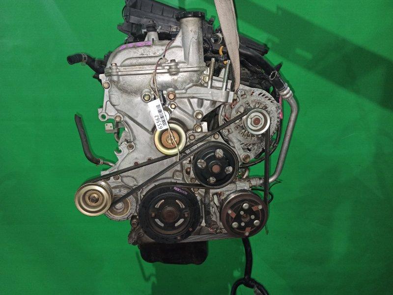 Двигатель Mazda Demio DY3W ZJ-VE 445756