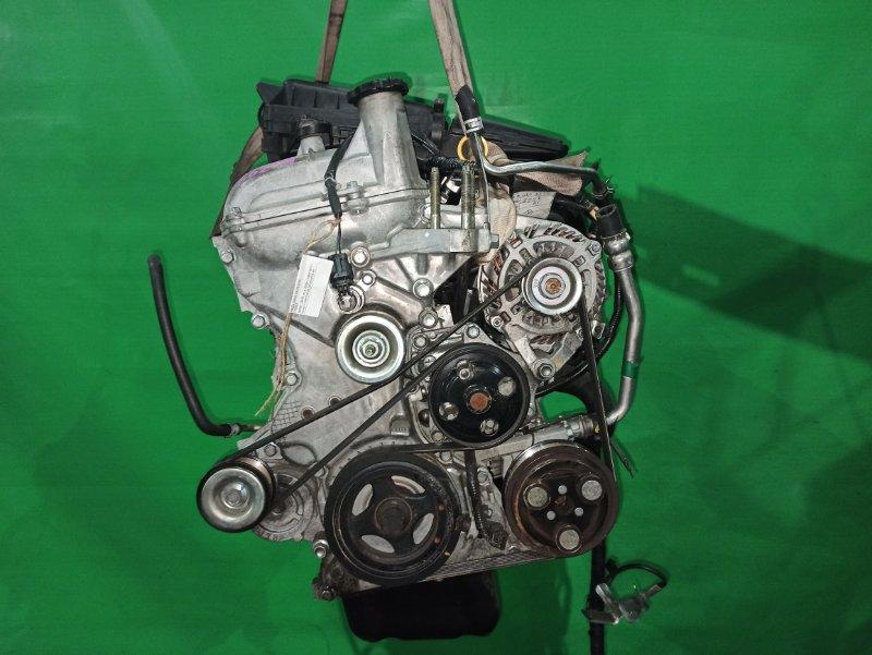 Двигатель Mazda Demio DE3FS ZJ-VE 590963