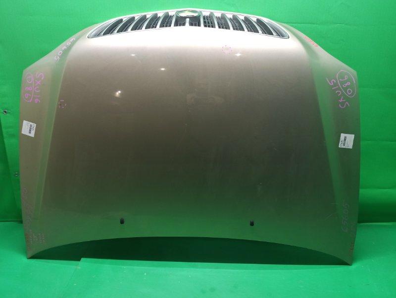 Капот Toyota Harrier SXU15