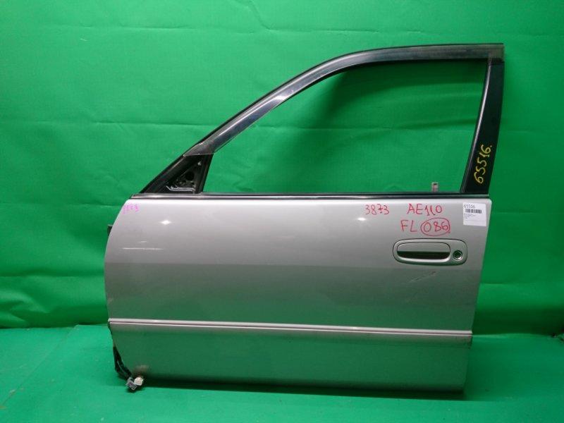 Дверь Toyota Corolla AE110 передняя левая