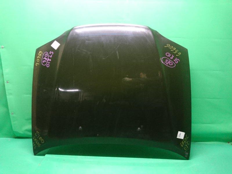 Капот Toyota Caldina ST210