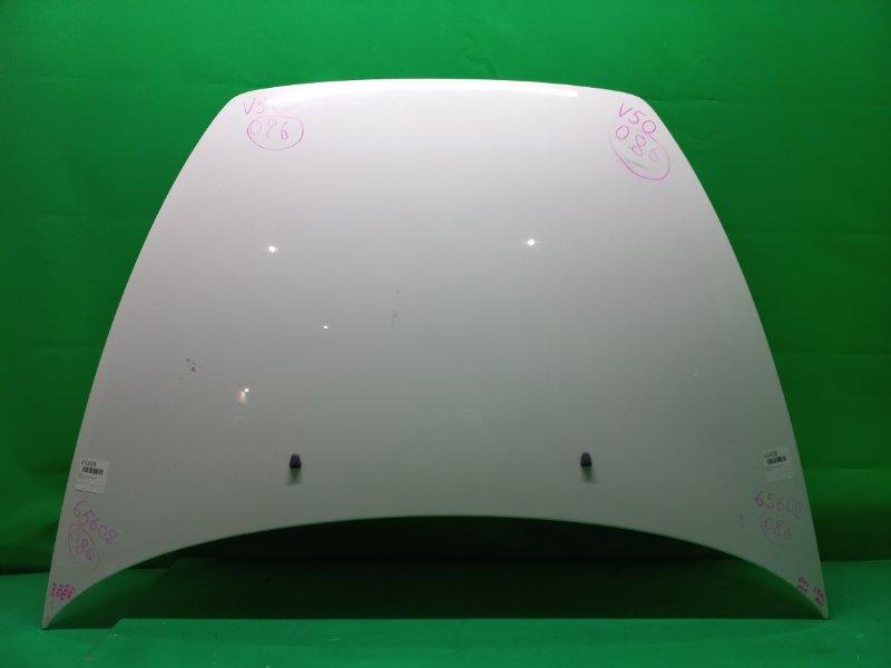 Капот Volvo V50 MW20 2004