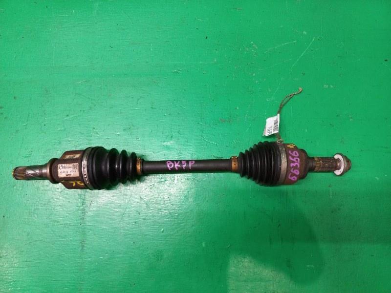 Привод Mazda Axela BK5P ZY-VE передний левый