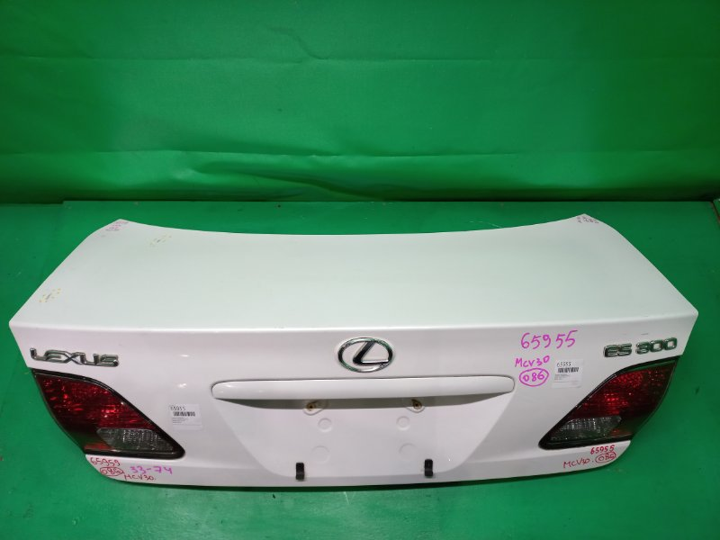 Крышка багажника Toyota Windom MCV30 33-74