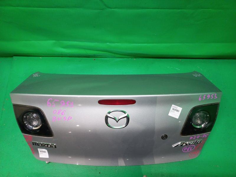 Крышка багажника Mazda Axela BK5P P2775