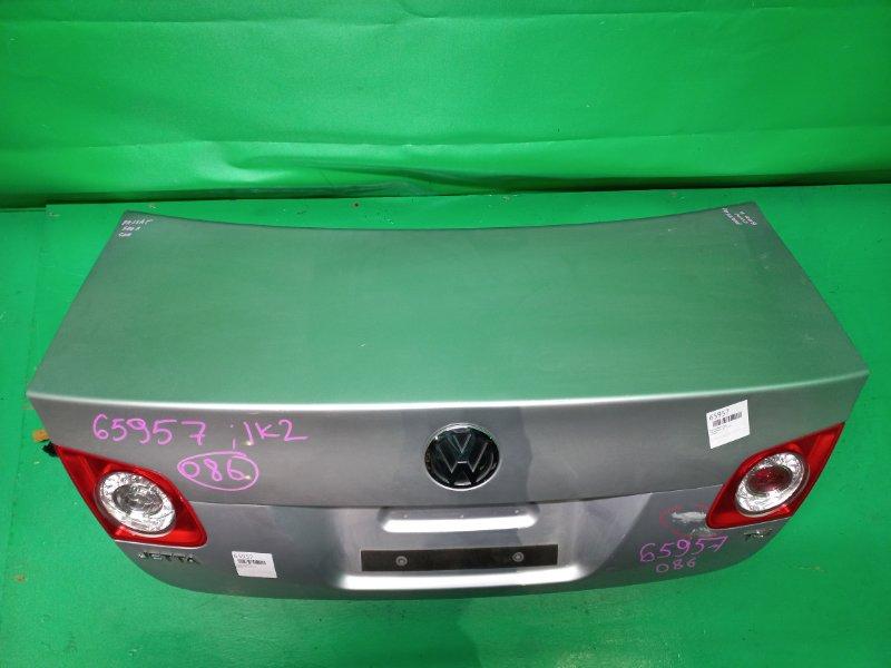 Крышка багажника Volkswagen Jetta 1K2