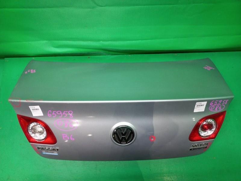 Крышка багажника Volkswagen Passat B6