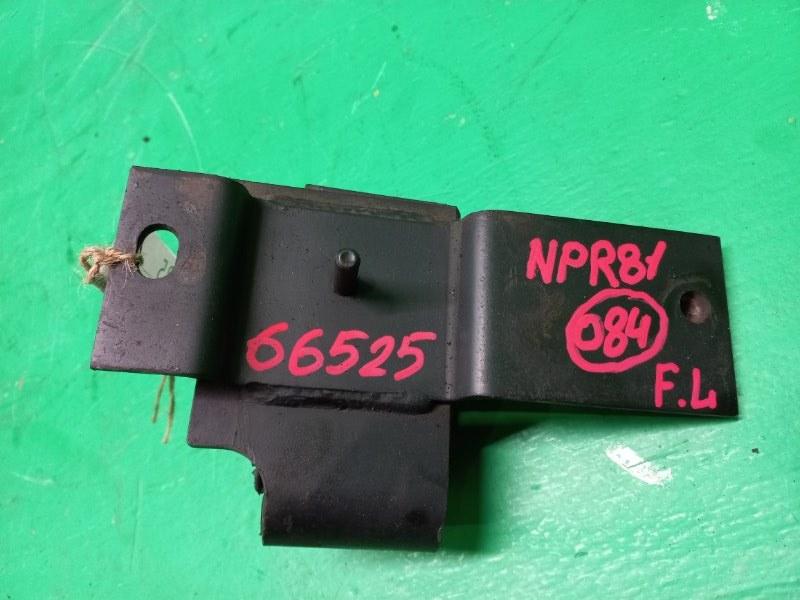 Подушка двигателя Isuzu Elf NPR81 4HL1 левая