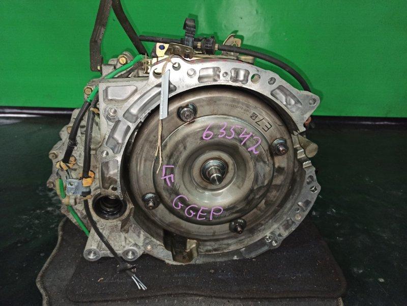 Акпп Mazda Atenza GGEP LF-VE