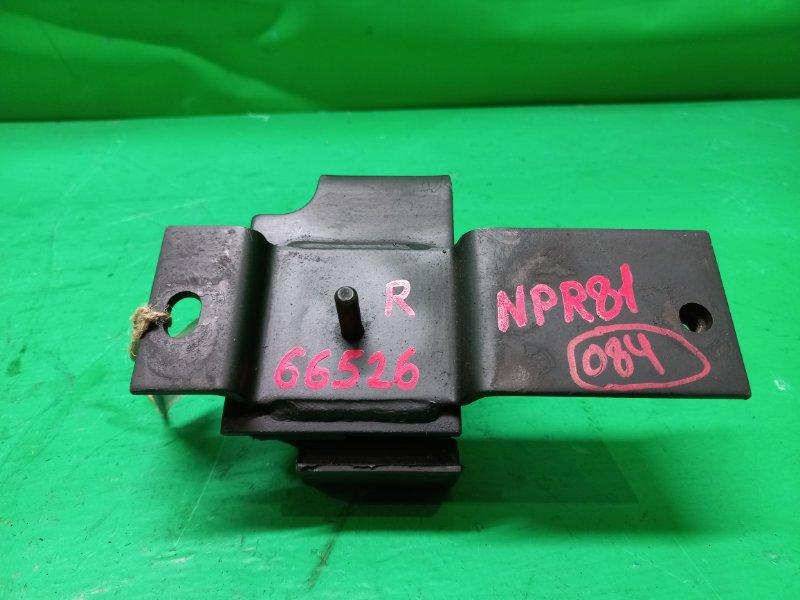 Подушка двигателя Isuzu Elf NPR81 4HL1 правая