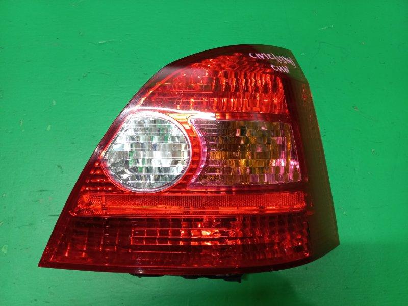Стоп-сигнал Honda Civic EU1 09.2000 задний правый 890228