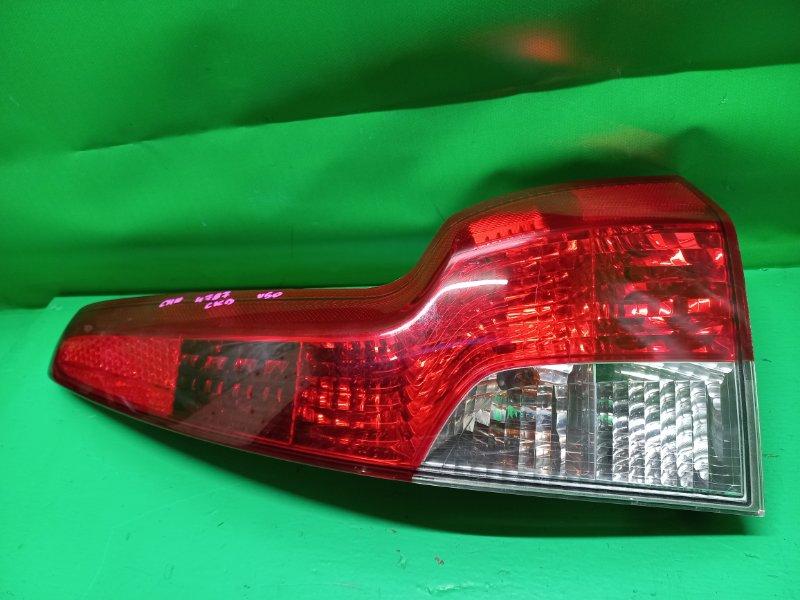 Стоп-сигнал Volvo V50 MW43 04.2007 задний правый 30744544