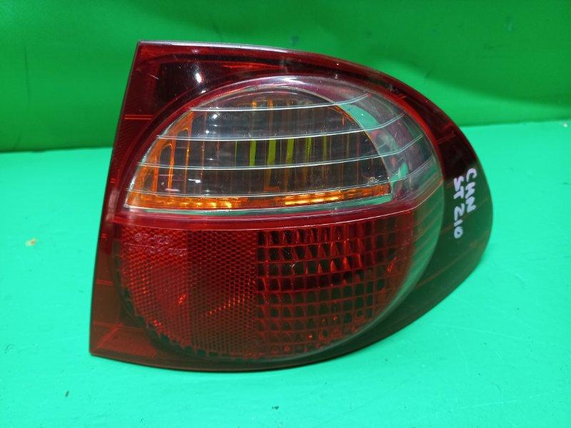 Стоп-сигнал Toyota Caldina AT211 задний правый 21-42