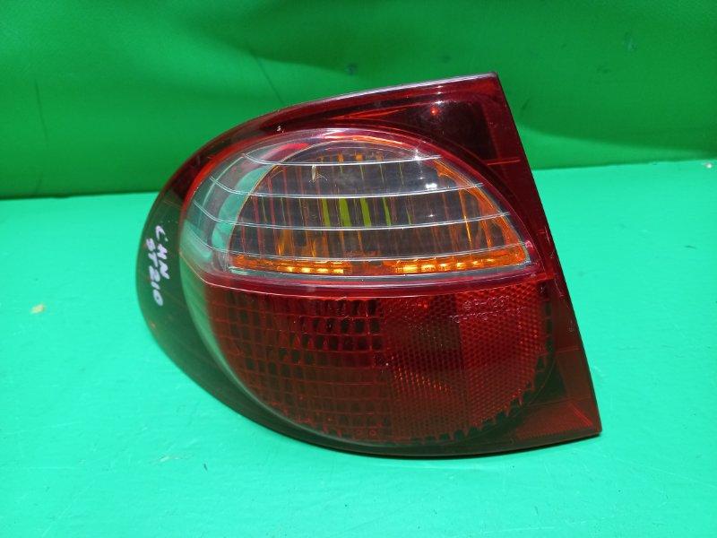 Стоп-сигнал Toyota Caldina AT211 задний левый 21-42