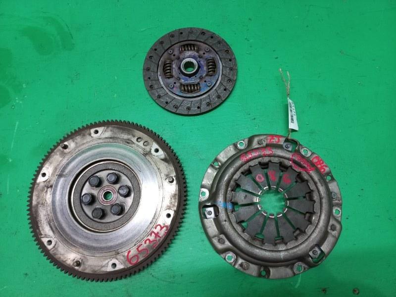 Сцепление Mazda Demio DY3W ZJ-VE