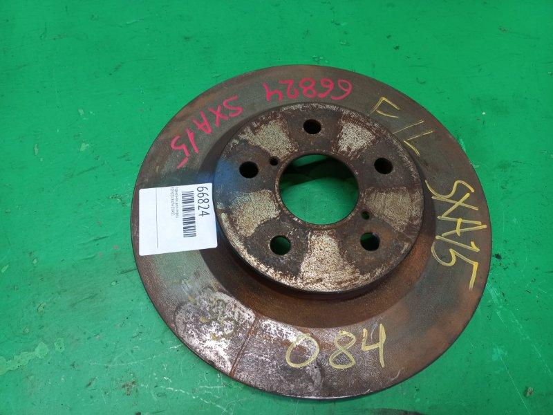 Тормозной диск Toyota Rav4 SXA15 передний