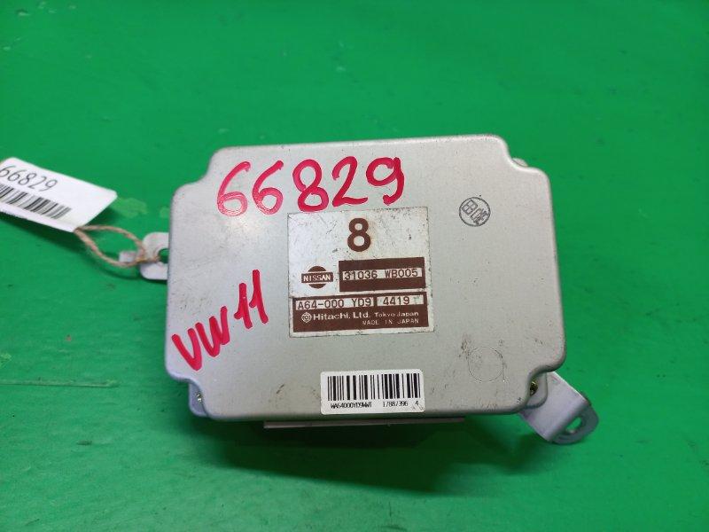 Блок управления автоматом Nissan Expert VW11 QG18DE