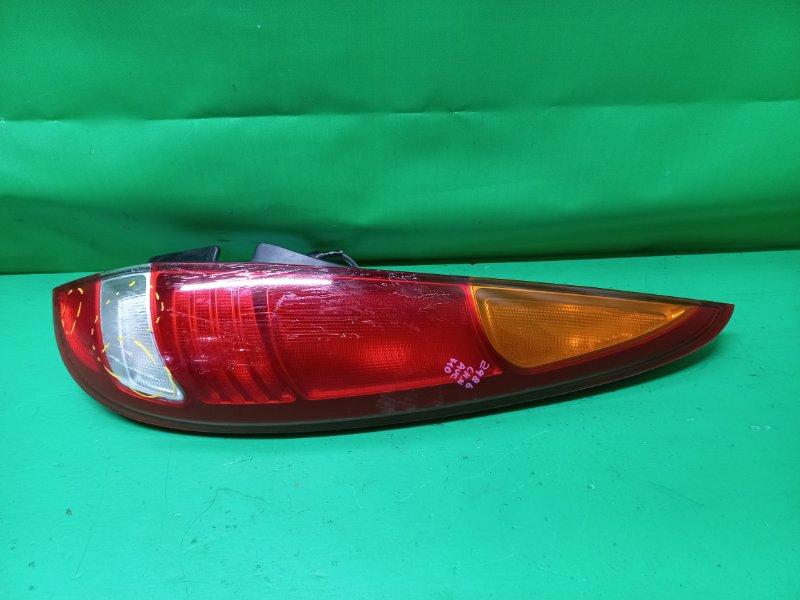 Стоп-сигнал Nissan Tino V10 задний правый 220-63522