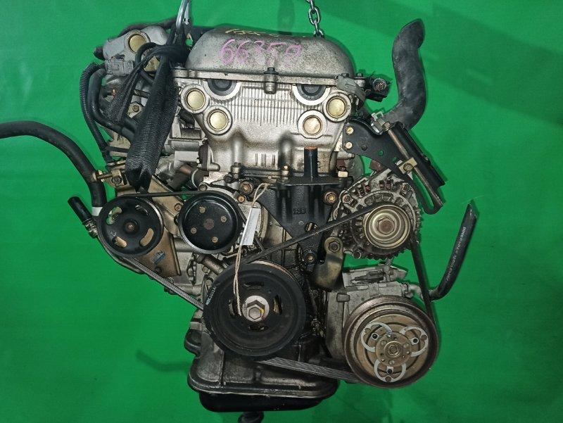 Двигатель Nissan Serena PC24 SR20DE 417734B