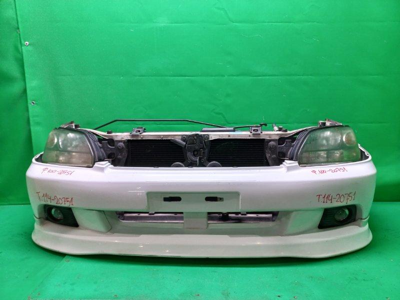 Nose cut Subaru Legacy BH5 EJ206 05.2001