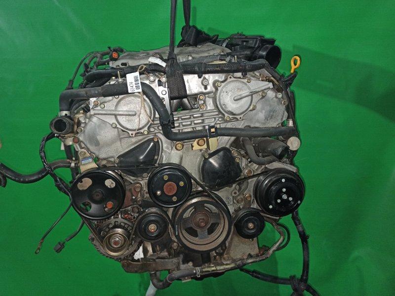 Двигатель Infiniti Fx35 S50 VQ35DE 492406B