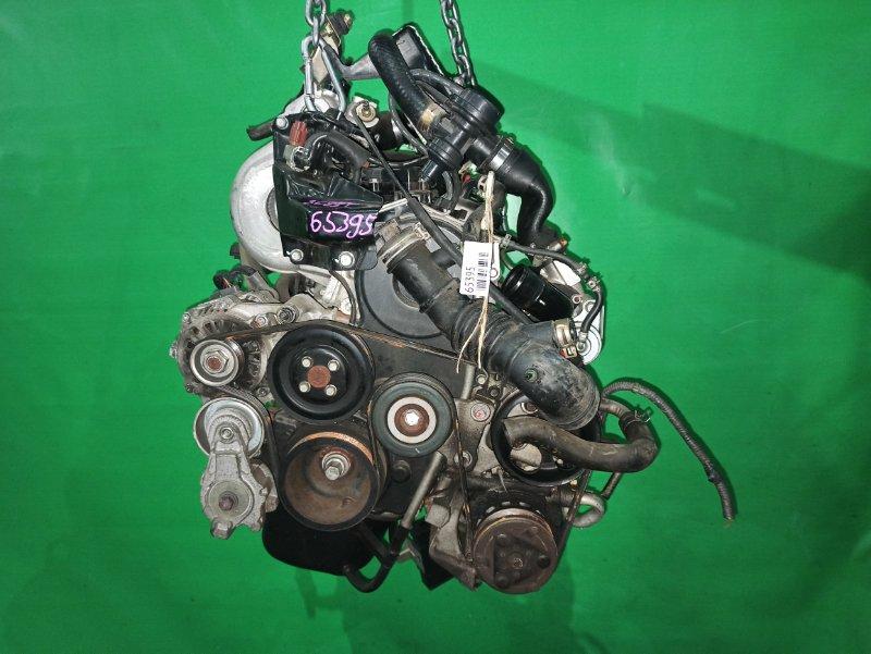 Двигатель Mitsubishi Ek Wagon H81W 3G83T 635996