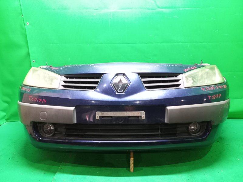 Nose cut Renault Megane BM1N F4R711 2002