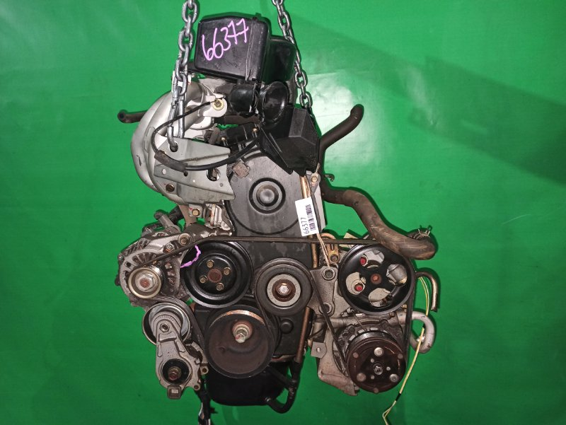 Двигатель Mitsubishi Ek Wagon H81W 3G83 274593