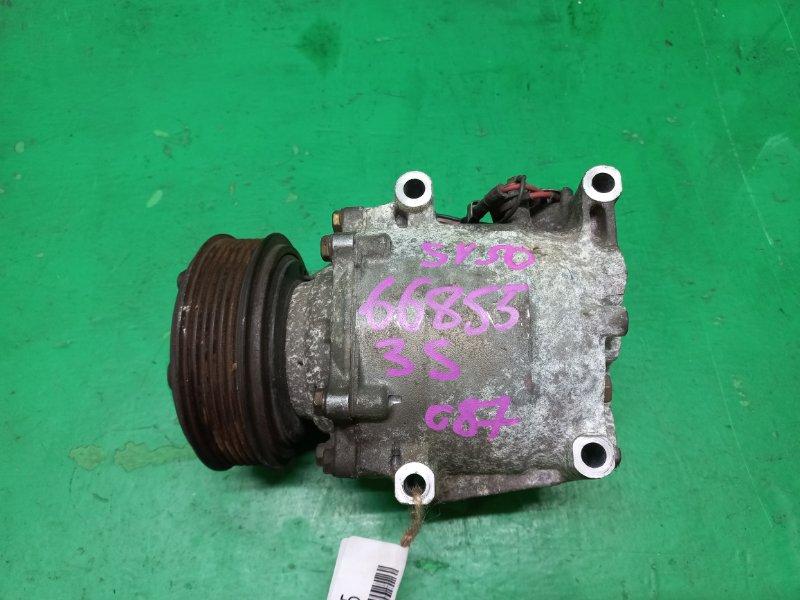 Компрессор кондиционера Toyota Vista Ardeo SV50 3S-FSE HS-090L