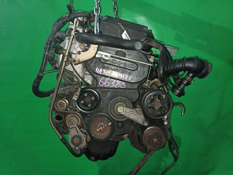 Двигатель Mitsubishi Pajero Mini H58A 4A30T 629125