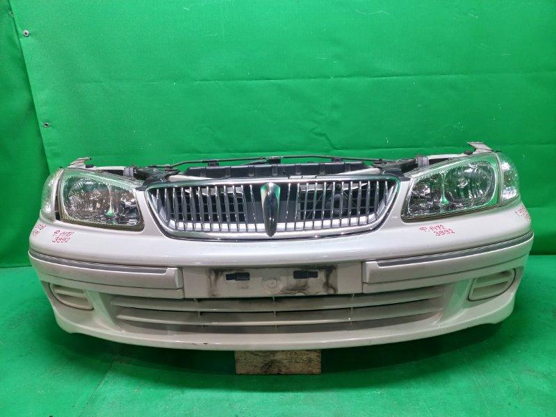 Nose cut Nissan Bluebird Sylphy QG10 QG18DE 08.2000