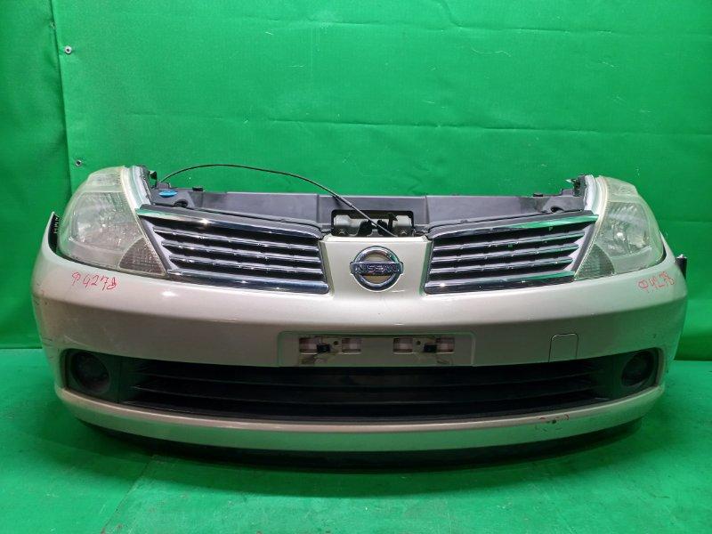 Nose cut Nissan Tiida Latio SC11 HR15DE 09.2004 P4278