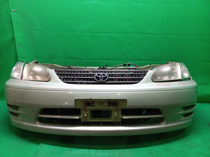 Nose cut Toyota Corolla Spacio AE111 4A-FE 13-60, 13-39