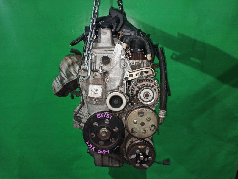 Двигатель Honda Fit GD1 L13A 2365645