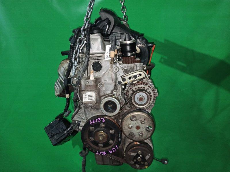 Двигатель Honda Fit GD1 L13A 2291387