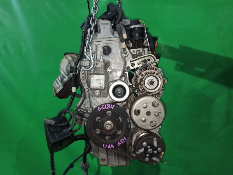 Двигатель Honda Fit GD1 L13A 2372516