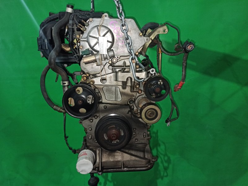 Двигатель Nissan X-Trail T30 QR20DE 650527A