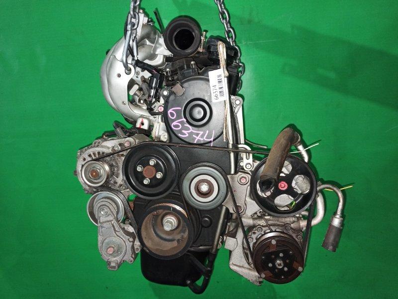 Двигатель Mitsubishi Minica H42V 3G83 801884